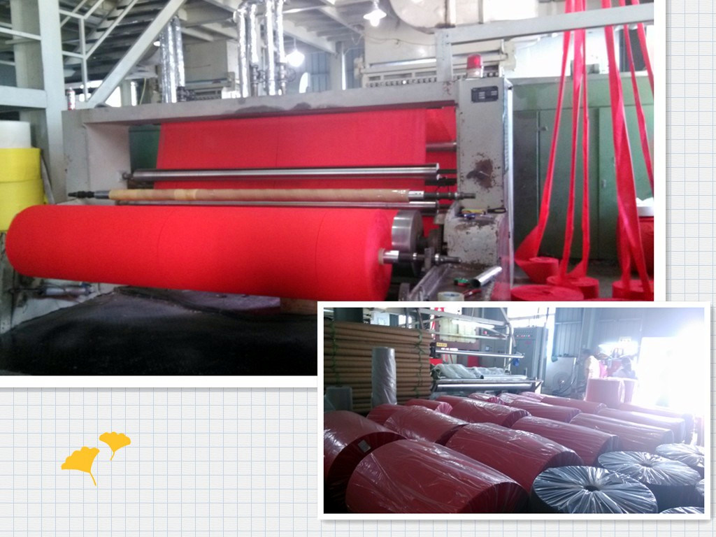 Non-Woven Fabric Making Machine Single S