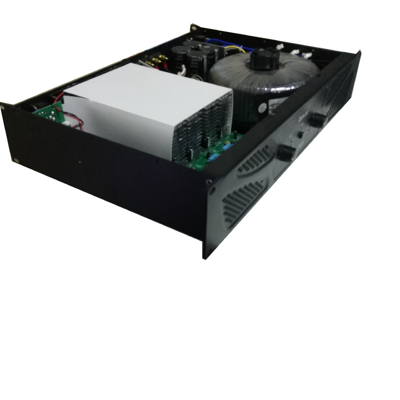 China Customized PRO Audio 2 Channel Professional Power Amplifier (Xli-3000)