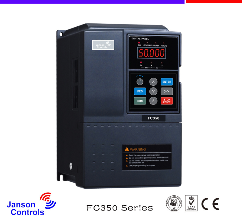 Three Phase 380V/ 0.7kw~560kw AC Drive/VFD/Speed Controller/Frequency Converter/Frequency Inverter