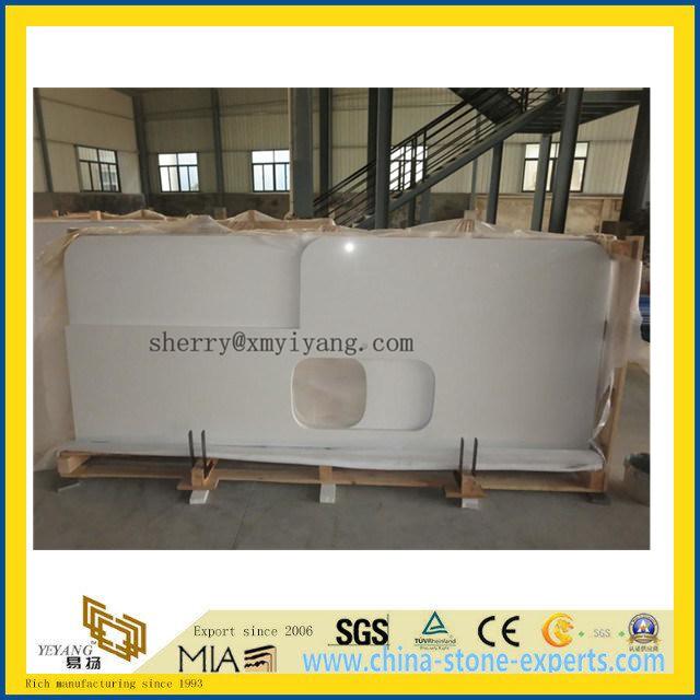 Granite Quartz Countertop for Kitchen and Bathroom Projects