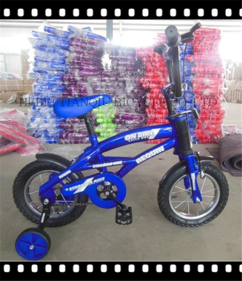 """White Color 12"""" Steel Frame Children Bicycle Hot Sale in Africa Bike"""