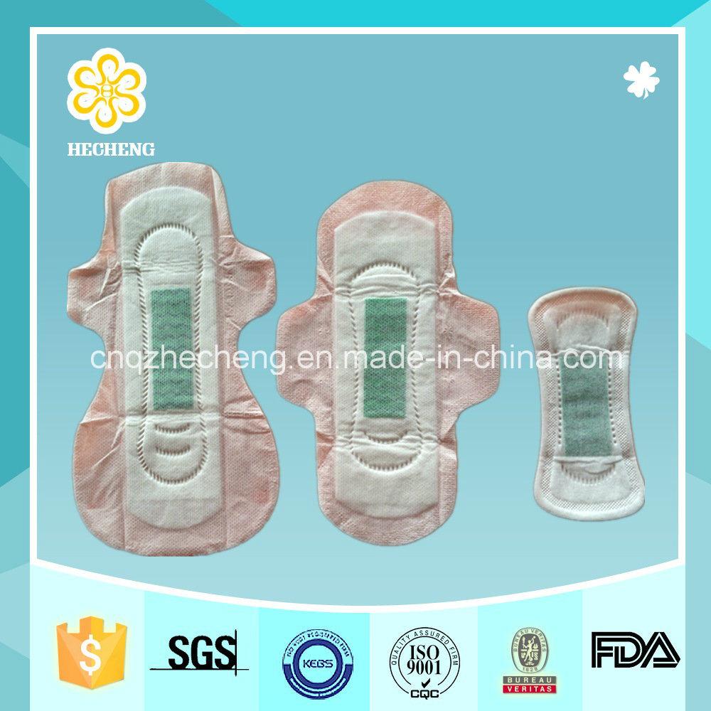 Dynamic Gift Box Anion Sanitary Napkin for Lady