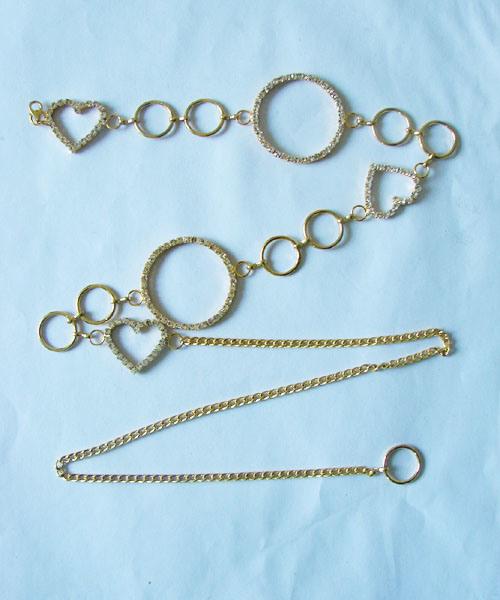 مجموعة من الاحزمة للبنات Rhinestone-On-Heart-for-Women-s-Chain-Belt.jpg