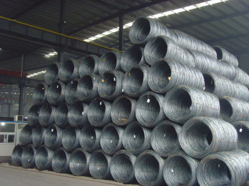 Hard-Drawn Steel Wire Rod Dt4c