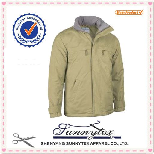 Best -Selling Men Softshell Jacket Outdoor Jacket