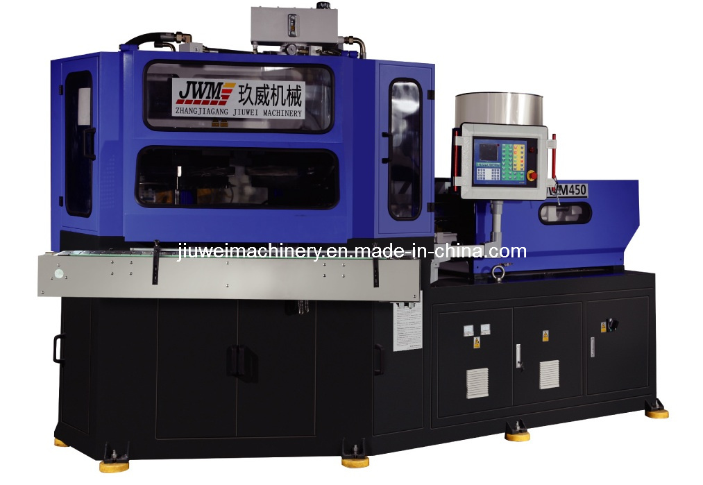 Injection Blow Moulding Machine (JWM450)