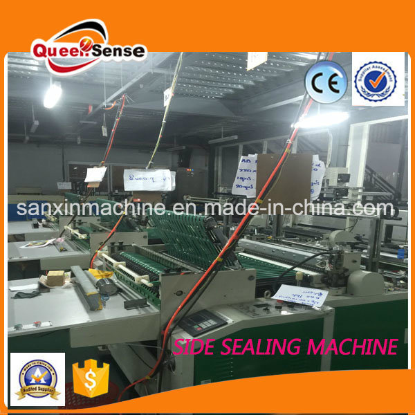 , PE Hot Cutting Machine, OPP Side Sealing Bag Machines