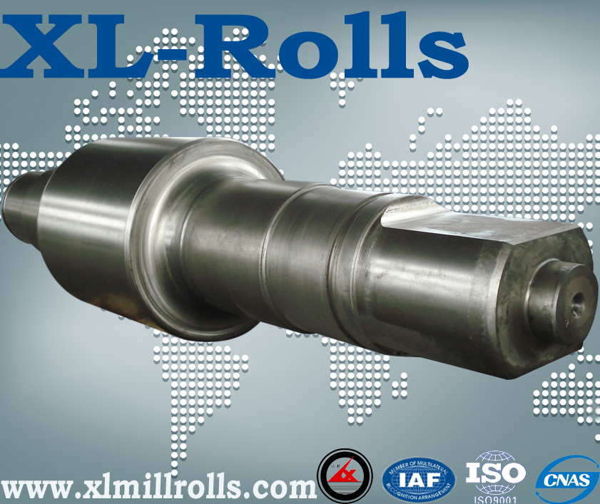 Graphite Cast Steel Rolls (Hot Rolling Mill Rolls)
