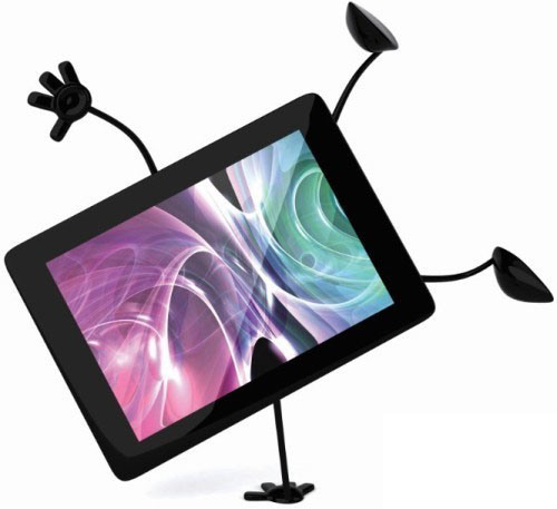 7'' 3G Android Tablet PC Mtk6577