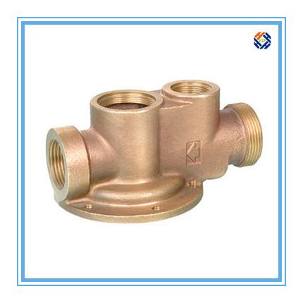 Brass Fasteners Bolt by CNC Machining
