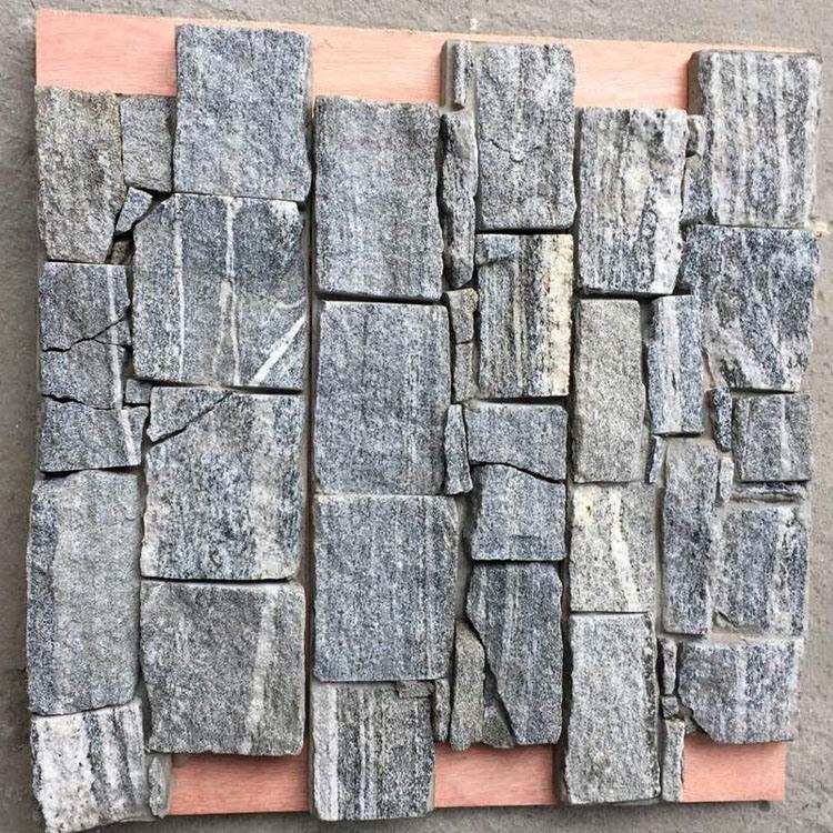 China Local Quarry Exterior Cement Culture Stone (SMC-CC161)
