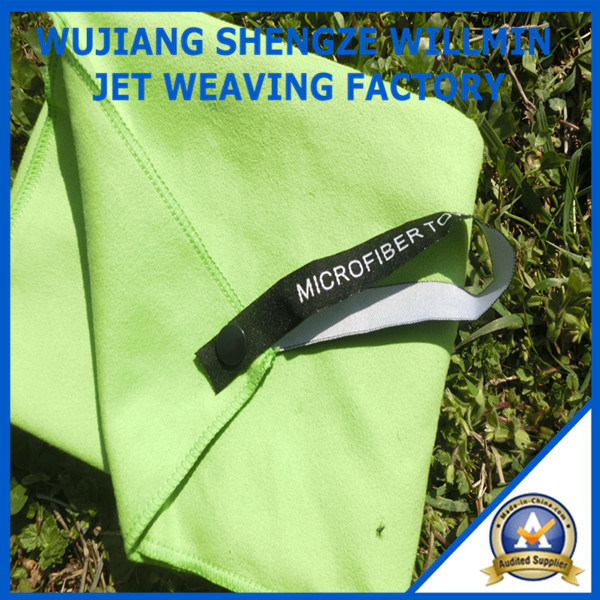 2016 Promotional Compressed Outdoor Towel