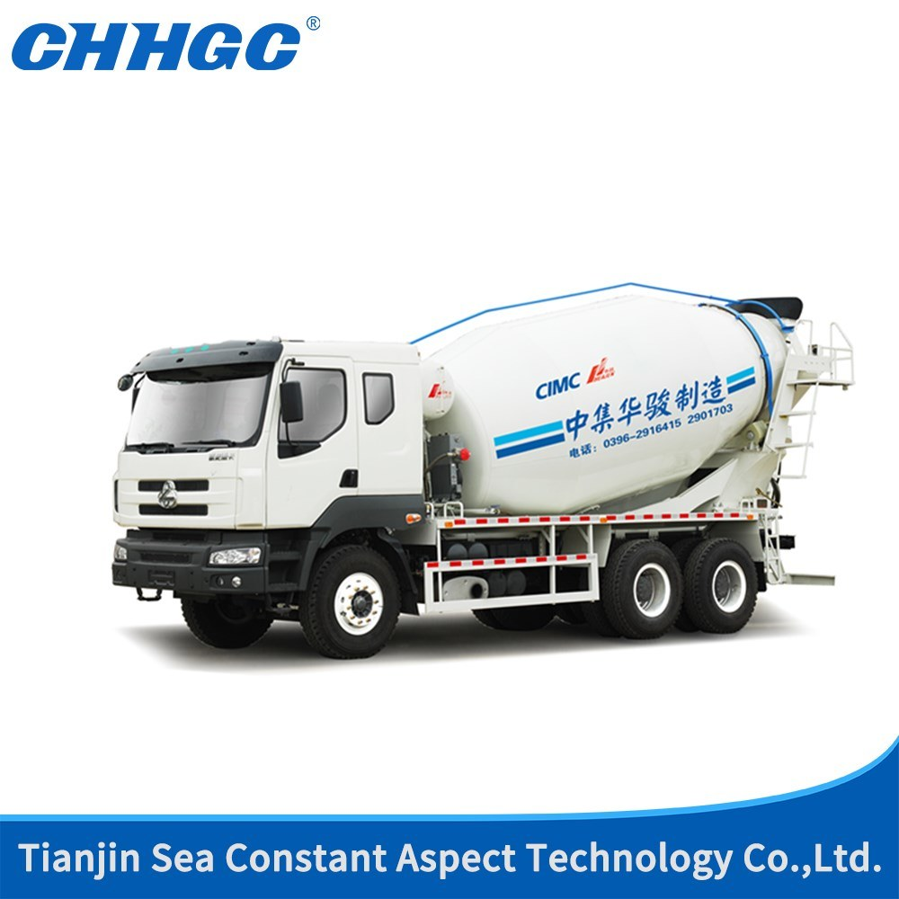 Liquid Concrete Mixer Truck 11