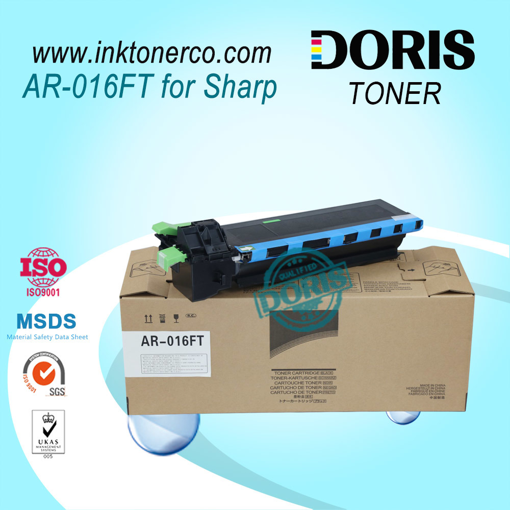 Ar016 Ar-016 Japan Copier Toner Powder for Sharp Ar5120 5015 5220 5316 5320
