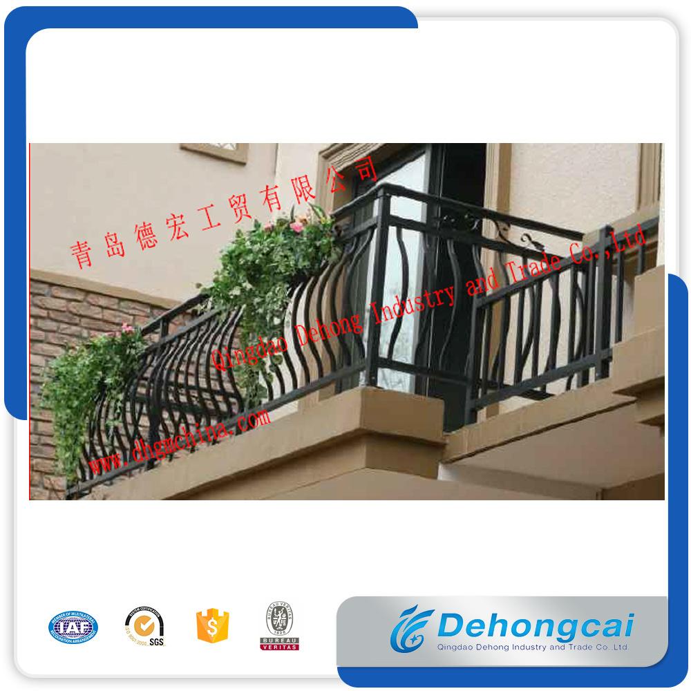 Classic Iron Balcony Railing/Balcony Guardrail Designs