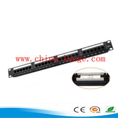 Network Patch Panel, Fc-12 Port Fiber Optic Patch Panel