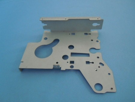 CNC Stamped Parts with Factory Price