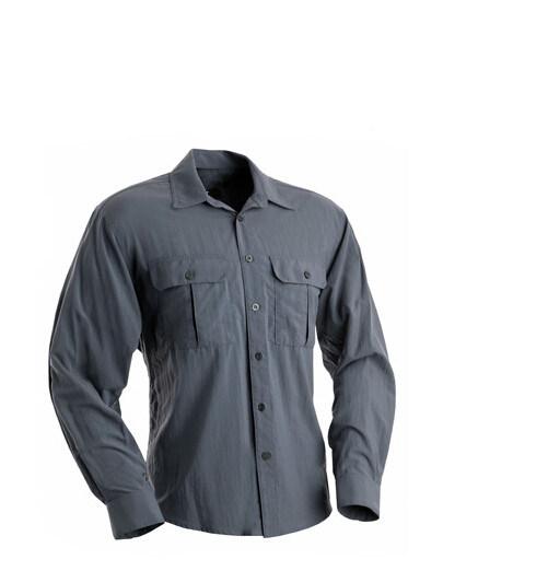 High Quality New Designs Plain White Twill Dress Shirt Men