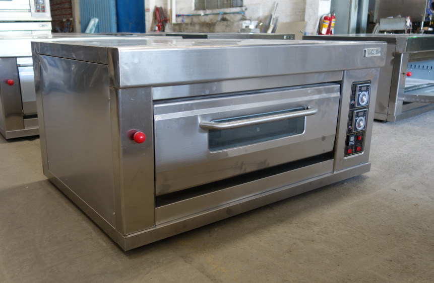 Deck Oven for Commercial Kitchen