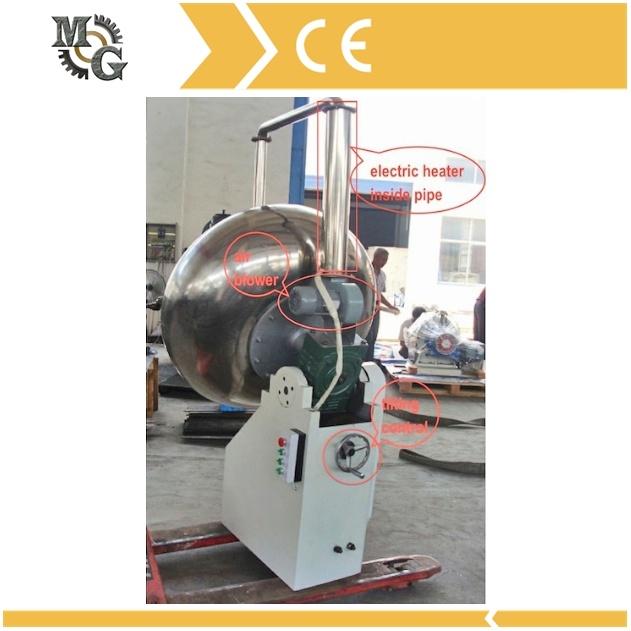 Sugar Coating Machine for Chocolate (MG-CP1000)