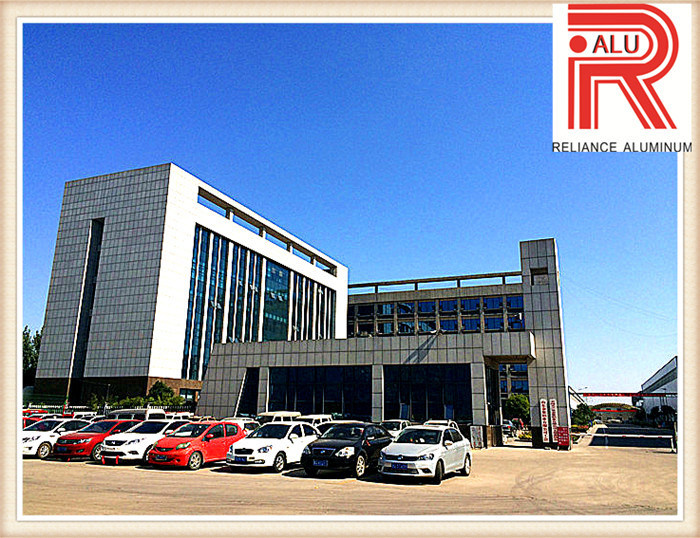 China Reliable Good Aluminum/Aluminium Factory