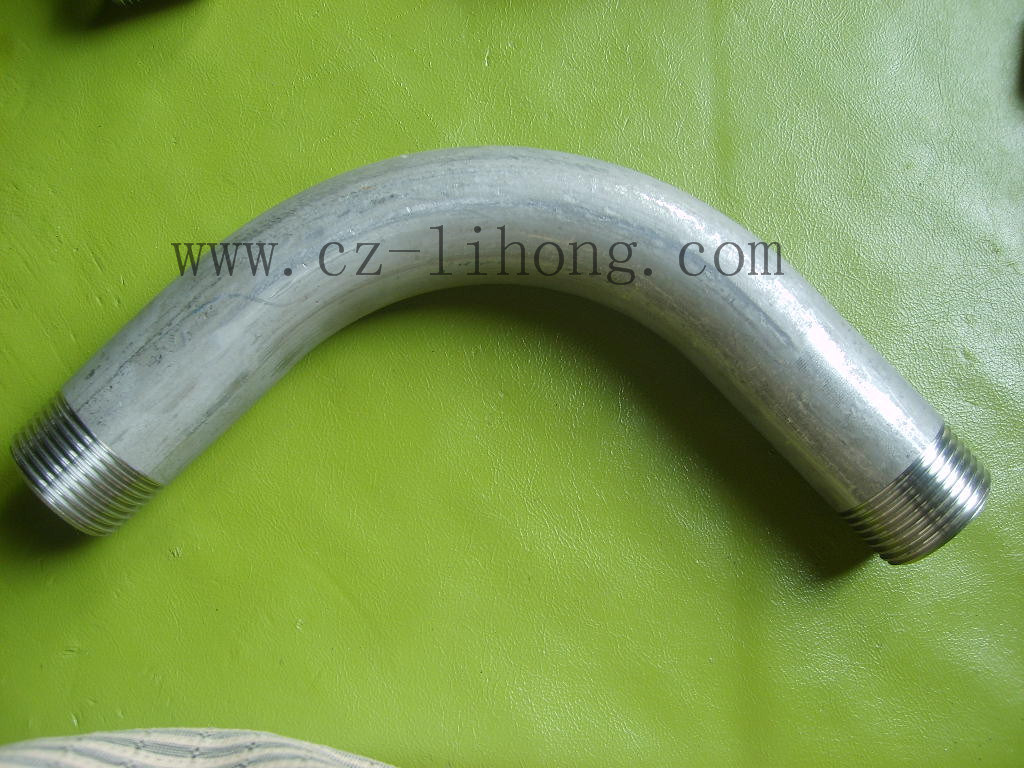 "1/4"" Stainless Steel DIN2999 90 Degree Elbow"