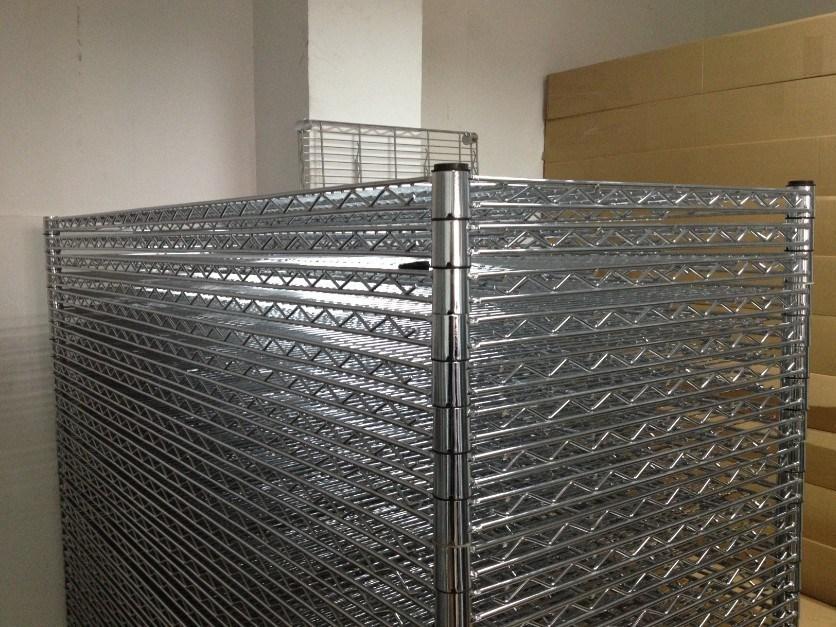 Metal ESD Wire Shelf
