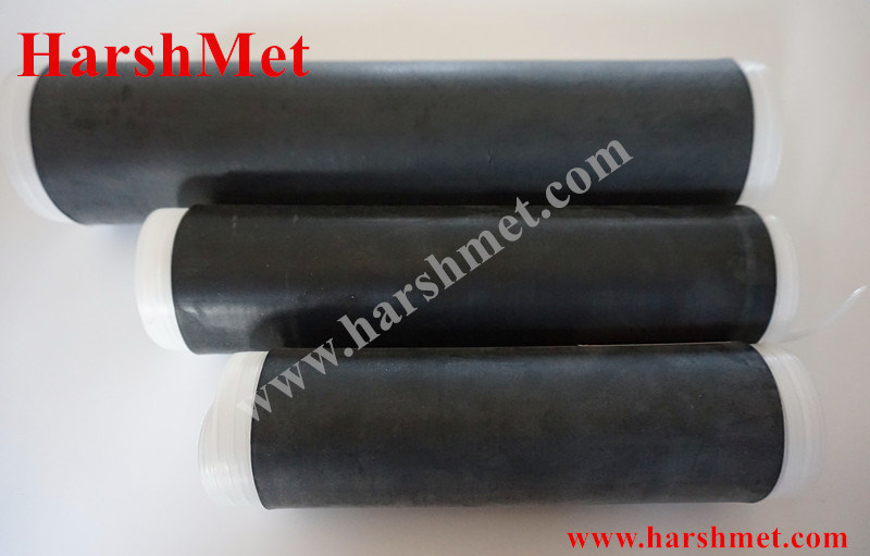 EPDM Rubber Cold Shrink Sleeving for Power Cable Jointing and Coaxial Cable Weatherproofing