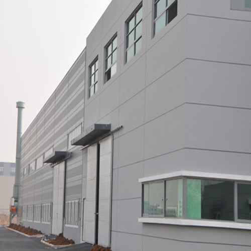 Pre-Engineering Steel Structure Workshop (DG3003)