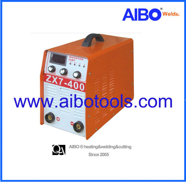 Inverter Mosfet Argon Welding Machine (AT3007-Inverter MMA-3pH)