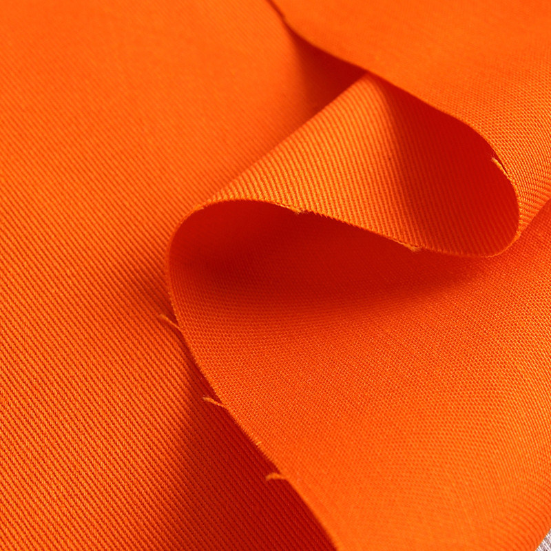 Excellent Stiffness Polyester Cotton Twill Workwear Fabric