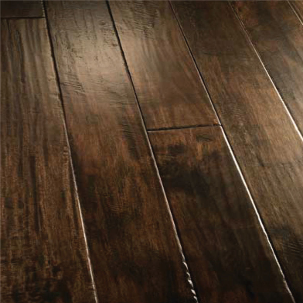 China Acacia Dark American Walnut Color Clear Grade