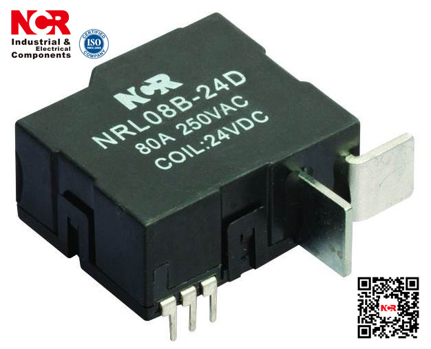 Stable Performance Long Service Life Magnetic Latching Relay (NRL709B)