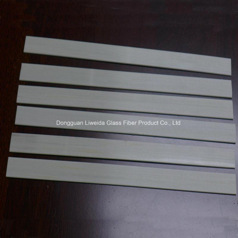 High Streght FRP/Fiberglass/GRP Flat Bar, Strip