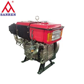 12.5 HP Single Cylinder Diesel Engine with Light