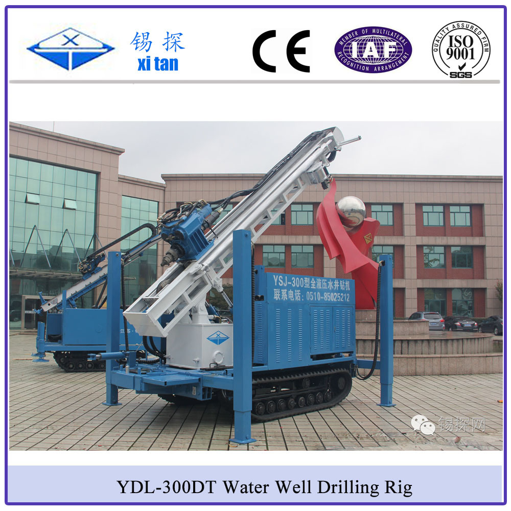 Xitan Ydl-300dt Micropile Drilling Rig Water Well Drilling Rig Founation Pilling Drill Rig
