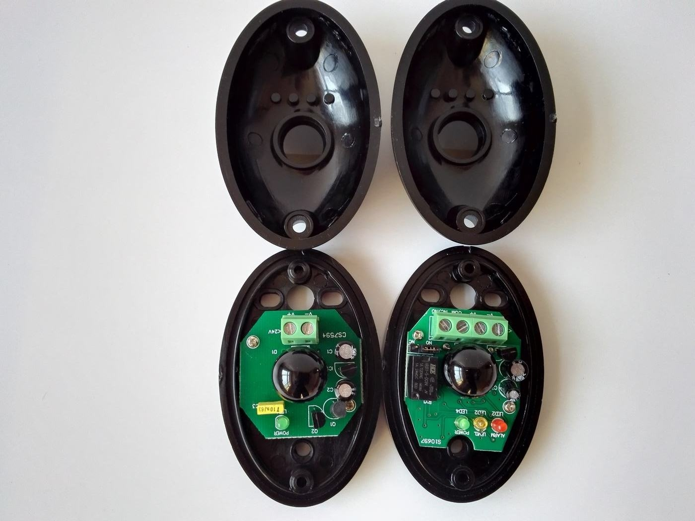 Garage Door Safety Sensor Photo Eyes