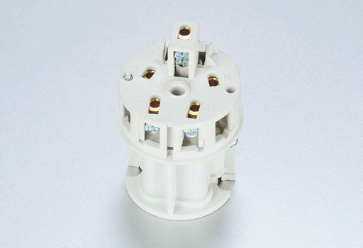 IP44 High-Ending Industrial Socket (QX510)