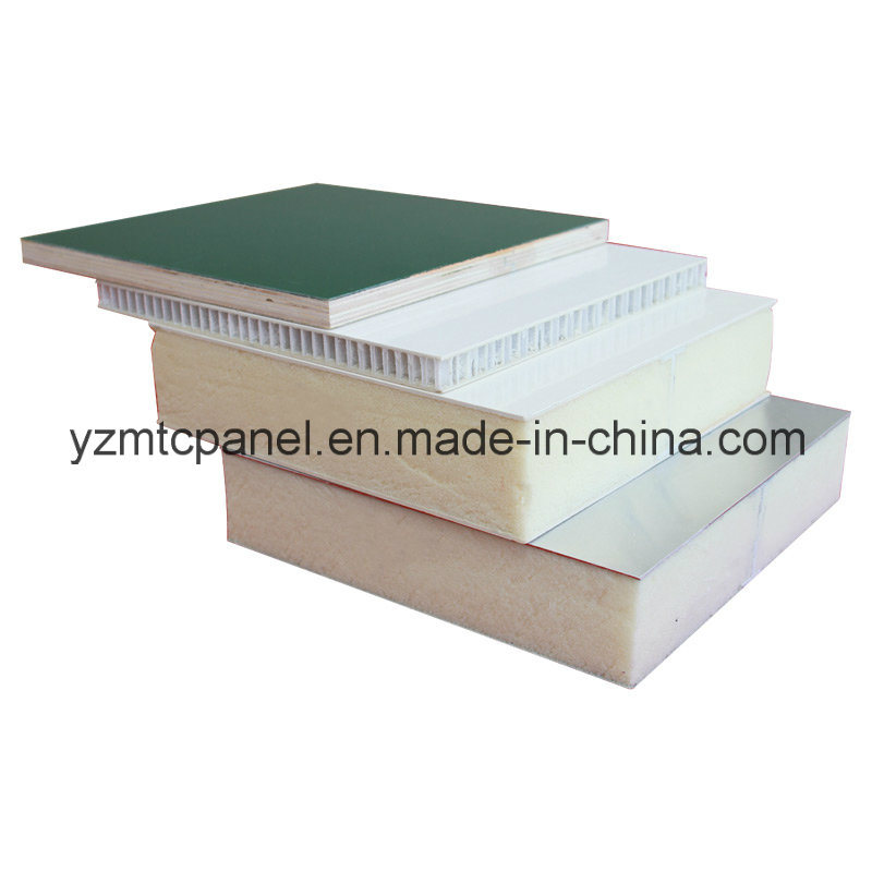Waterproof FRP Wood Sandwich Panel for Dry Cargo Truck Body