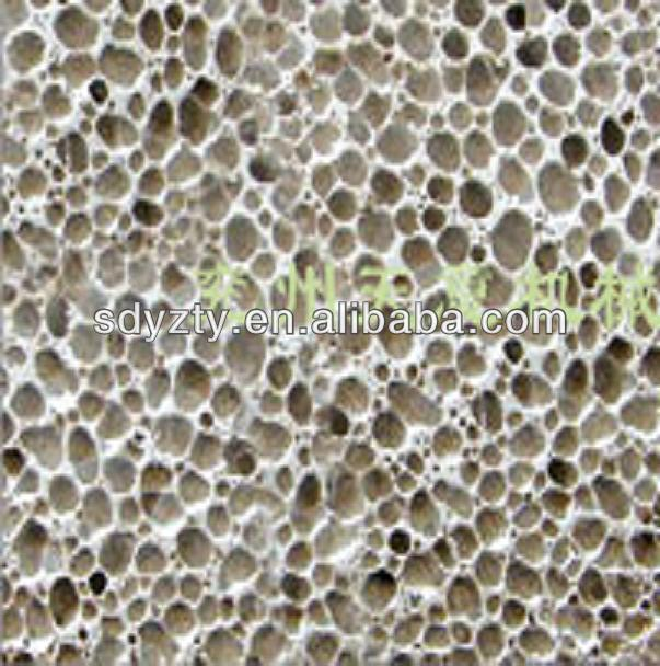 Tianyi Fireproof Thermal Insulation Brick Machine Foam Concrete Pump