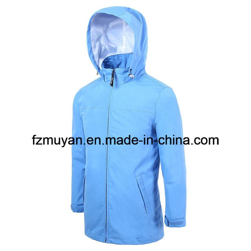 Soft Shell Thick Waterproof Jacket Windbreaker