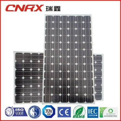 300W Mono PV Solar Power Panel Wtih TUV ISO
