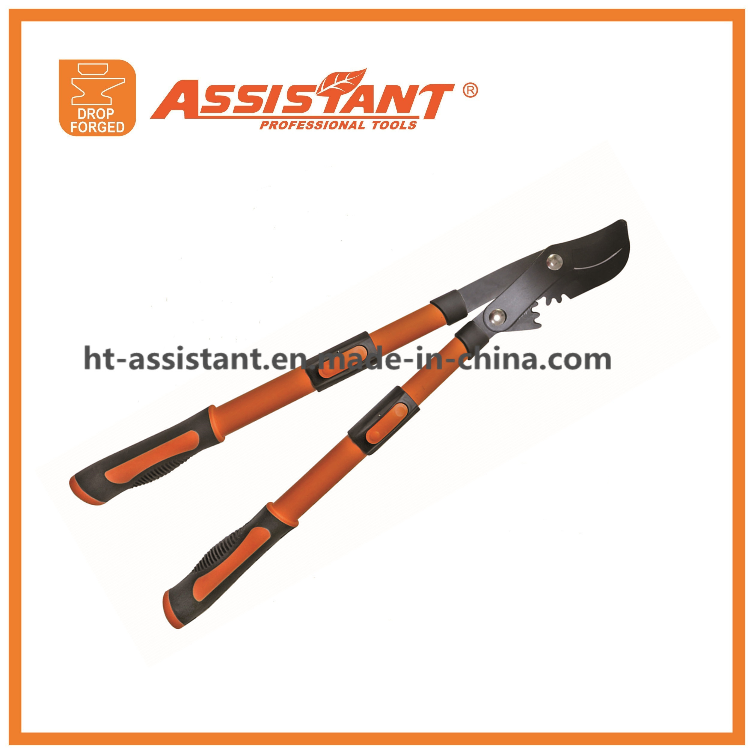 Extendable Lopping Shears Heavy Duty Drop Forged Blade Pruning Lopper
