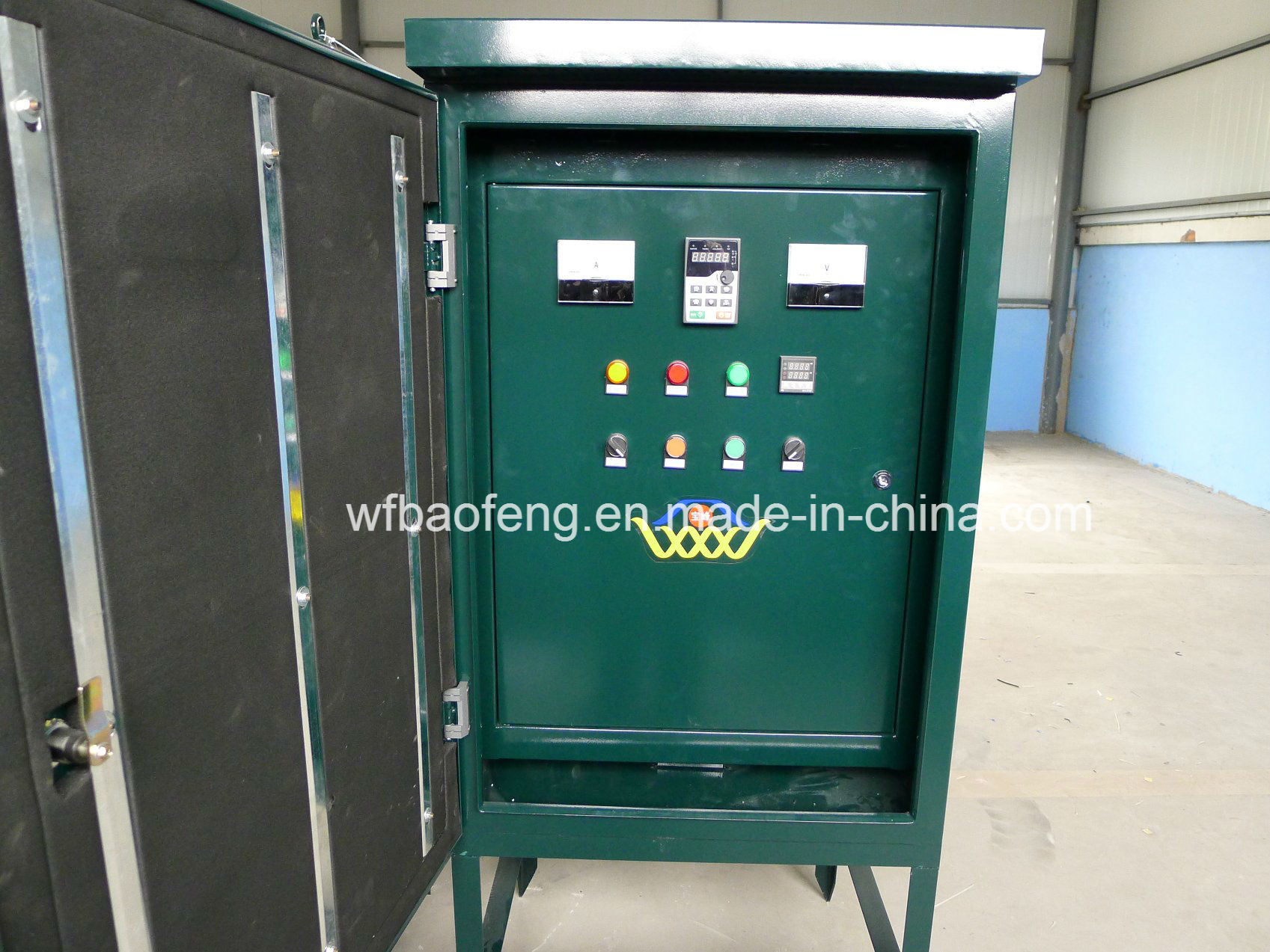 Rotor and Stator VSD Controller VFD Frequency Control Cabinet 60Hz