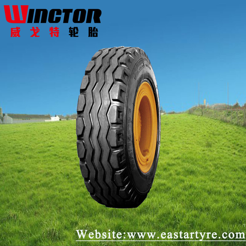 Agricultural Tire12.5/80-15.3, Farm Implement Tyre 10.0/75-15.3