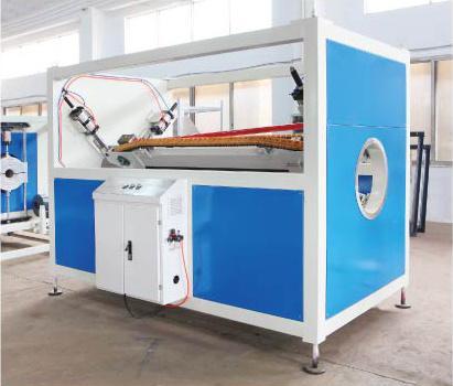 PVC Pipe (Dia. 16-800) Production Line