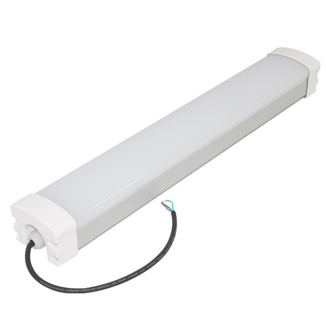 20W IP66 Tri-Proof LED Light, Water-Proof Hallway Lighting Fixture