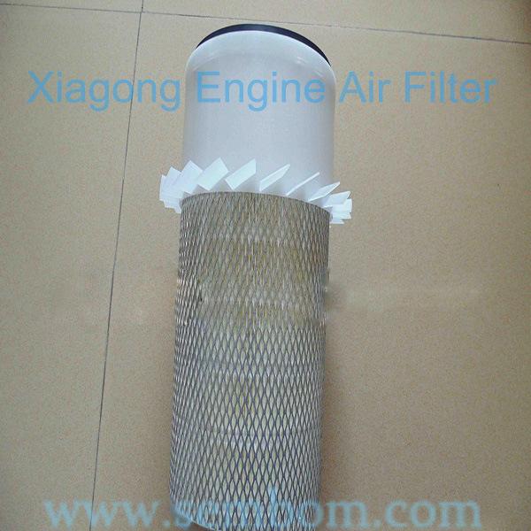 Engine Air/Oil/Feul/Hdraulic Oil Filter for Xgma Xg808, Xg821 Excavator/Loader/Bulldozer