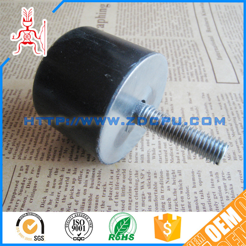 Custom Molded High Strength Machine Anti Vibration Mounts