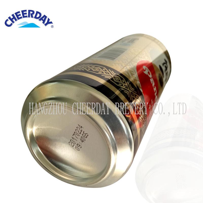 2017 Best-Selling Abv3.3% 500ml Panda King Brand Canned Craft Beer